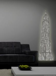 vinilo decorativo new york