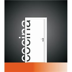Vinilo decorativo para puerta de cocina vinilos decorativos - Vinilos puertas cocina ...