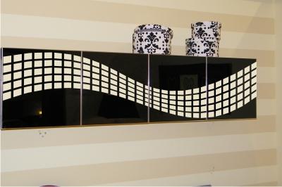 Customizar muebles vinilos decorativos for Pegatinas para muebles
