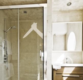 Vinilo para ducha psicosis vinilos decorativos - Vinilos para duchas ...