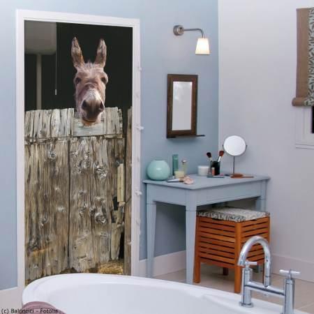 Vinilo r stico para puertas vinilos decorativos - Puertas con vinilo ...