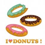 Vinilo donuts