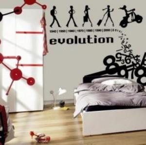 un vinilo decorativo para hacer tus paredes