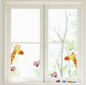 Vinilo decorativo para cristales de ventanas vinilos - Vinilos infantiles para cristales ...