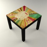 Vinilo Decorativo para mesas