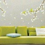 Flores delicadas que decoran perfectamente