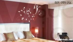 vinilo decorativo para dormitorios