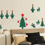 Un vinilo decorativo ideal para esperar la Navidad