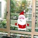 Vinilo Decorativo Papa Noel