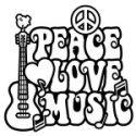 Vinilo Paz y Amor