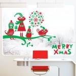 Vinilo Decorativo Navidad