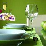 Vinilo decorativo con todo el sabor del vino
