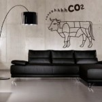 Vinilo Decorativo Eco Animal