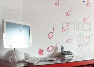 Vinilo decorativo para oficina vinilos decorativos for Vinilos decorativos para oficinas