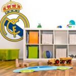Vinilo Decorativo Real Madrid