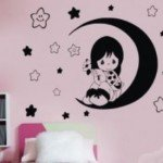 La imagen ideal para el dormitorio infantil