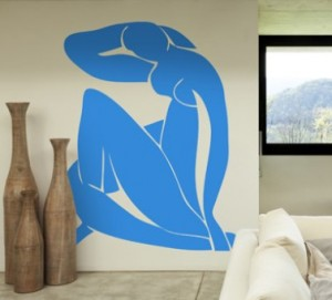 Vinilo Decorativo Matisse