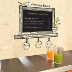 Vinilo Decorativo Pizarra vintage