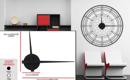 Vinilo decorativo reloj big ben vinilos decorativos - Reloj vinilo decorativo ...