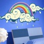 Llena de colores la habitación de tu peque