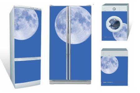 Vinilo decorativo luna electrodomesticos vinilos decorativos - Vinilos decorativos para electrodomesticos ...