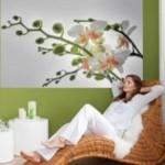vinilo orquideas