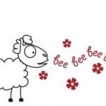 vinilo Decorativo ovejas