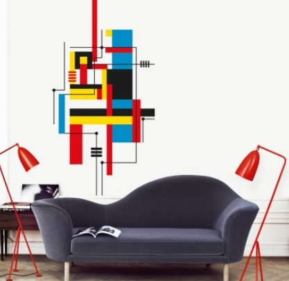 Vinilo decorativo bauhaus vinilos decorativos for Bauhaus vinilos decorativos