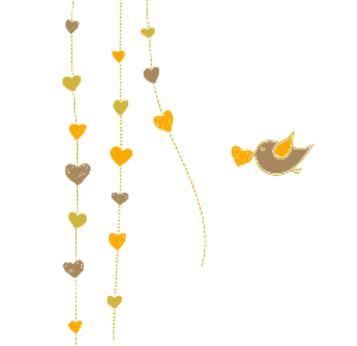vinilo-decorativo-pajaro-corazones