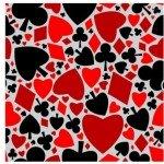 Piques, tréboles, diamantes y corazones