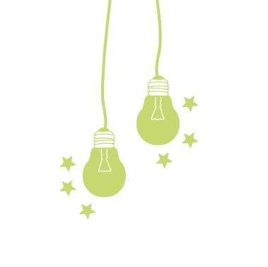vinilo-decorativo-lamparitas-fluorescentes