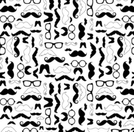 Vinilo decorativo mustache vinilos decorativos - Dibujos juveniles para imprimir ...