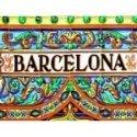 Vinilo Decorativo Barcelona