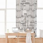 Hermoso wallpaper para esa pared