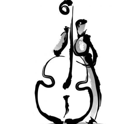 Vinilo decorativo violonchelo vinilos decorativos for Vinilos decorativos pared musicales