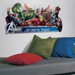 Tus queridos Avengers en tu pared
