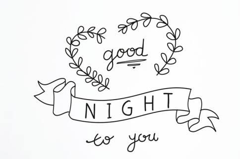 vinilo-decorativo-buenas-noches