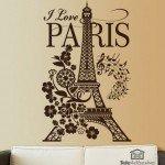 París, siempre París, I love París