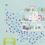 La hora feliz, la de tirar papelitos de colores