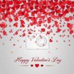 San Valentín emana corazones