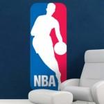 Vinilo Decorativo NBA