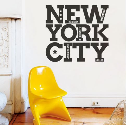 vinilo-new-york-city