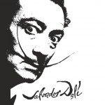 Salvador Dalí enigmático en tu salón principal
