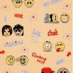 Anime y emoticones para dar emoción a la pared de tu hijo