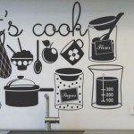 Hermoso vinilo decorativo para tu cocina