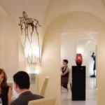 El elefante de Dalí, imponente