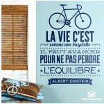 La vida es como la bicicleta ¿conoces la frase de Einstein?