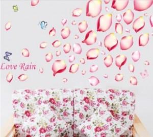 vinilo-decorativo-petalos-de-rosa