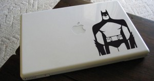 Vinilo de Batman para portátiles