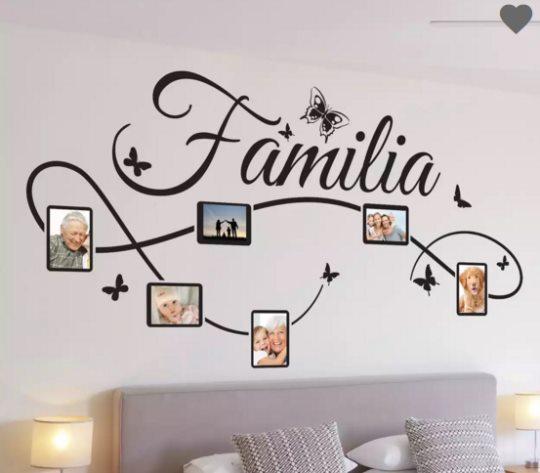 Vinilo decorativo familia vinilos decorativos for Donde conseguir vinilos decorativos